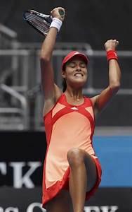 Ana Ivanovic S Beautiful Legs  U0026 Upskirt Moment In Australian Open 2012 Hot Photo Celebrity 2012