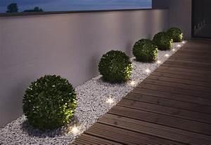 Led Gartenlampen Außenbereich : klein led spots noxlite garden spot von osram bild 32 sch ner wohnen ~ Frokenaadalensverden.com Haus und Dekorationen