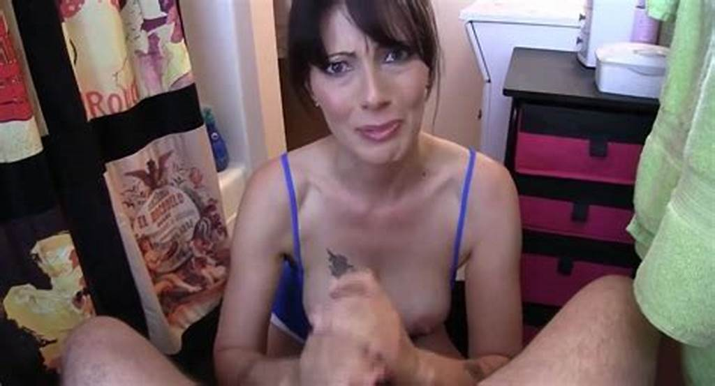 #Step #Son #Caught #By #Jerking #Off #By #Not #His #Step #Mum #Porn #D5