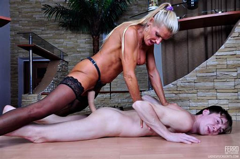 #Voluptuous #Lady #Talks #Her #Young #Lover #Into #A #Raw #Strapon