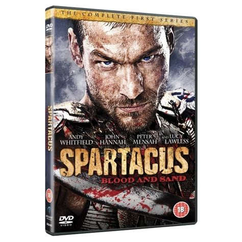 Spartacus Blood And Sand Season 1 DVD - ozgameshop.com