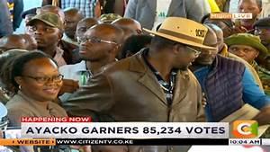 Ochillo Ayacko wins Migori senate by-election - YouTube