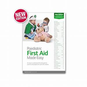 Paediatric First Aid Manual - Edition 8
