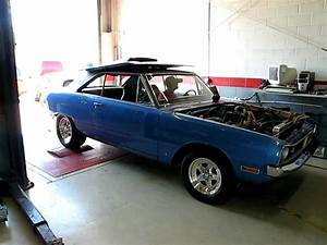 1970 Dodge Dart Swinger Dyno Run