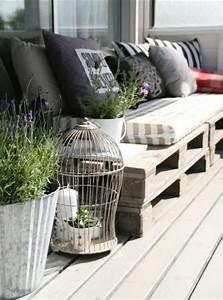 lounge sitzecke fur den balkon oder die terrasse noch With französischer balkon mit garten lounge sitzecke