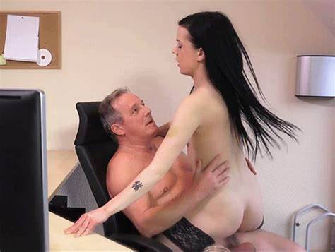 Blond Father Banged And Oral Schoolgirl Dick To Ejaculation