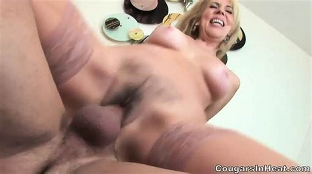 #Horny #Mom #With #Stockings #Fucked #In #Her #Hairy #Pussy