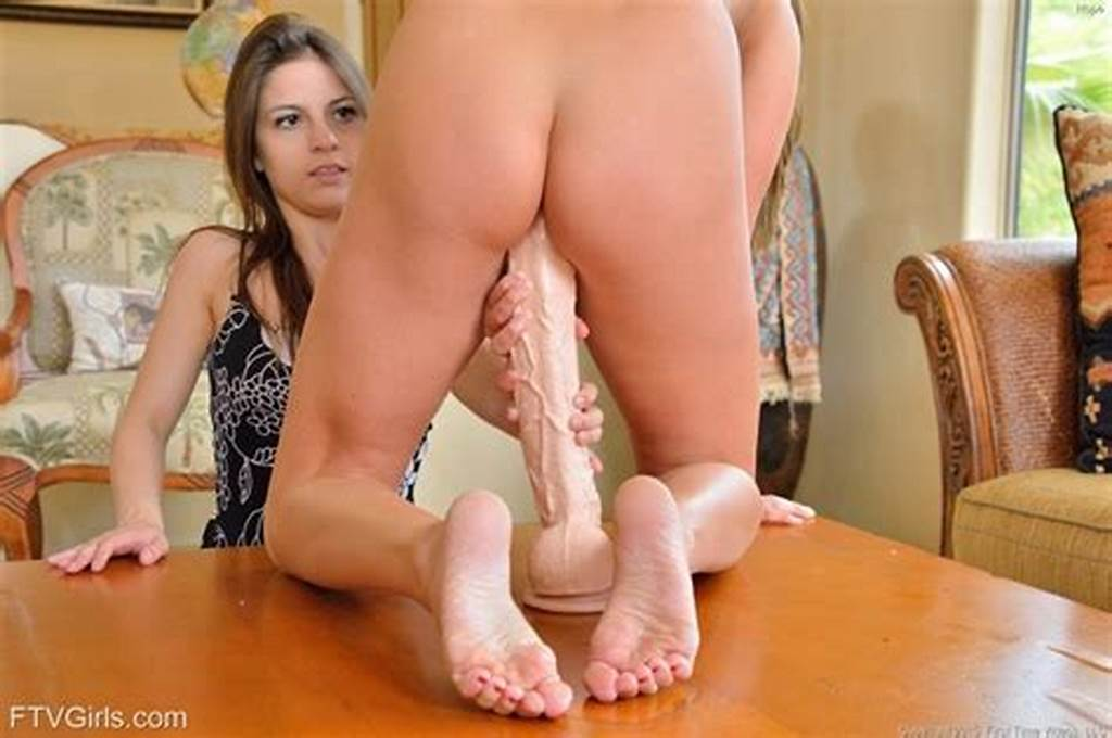 #Ftv #Hope #Fucks #A #Monster #Dildo
