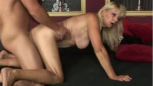 Doggy Style Handjob Huge Lady Mature #Hussy #Mature #Woman #With #Saggy #Tits #Is #Banged #Hard #Doggy #Style