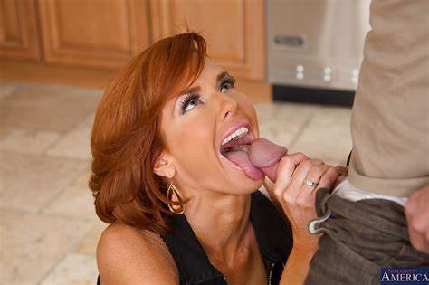Gorgeous Tits Veronica Avluv Is Blowing My Penis