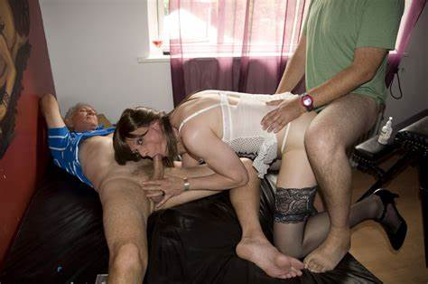 Model Crossdresser Being Banged Erotic Crossdress Boned