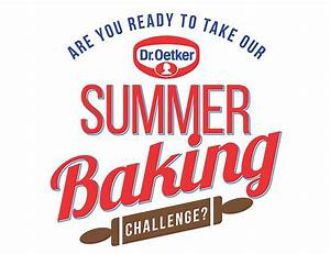Dr Oetker Logo : add a sprinkle of fun to family baking with dr oetker 39 s summer baking challenge ~ Eleganceandgraceweddings.com Haus und Dekorationen