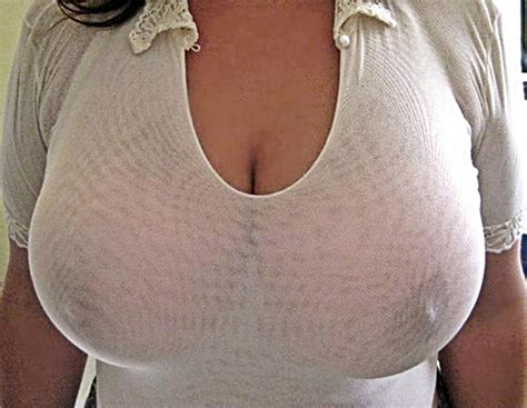 Big Boobs Lactation See Thru Pinterest