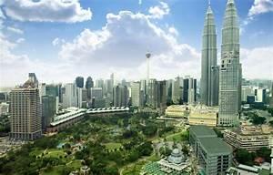 Wallpaper Park, skyscrapers, Malaysia, Malaysia, home ...