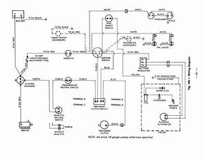 1655 Rewire - Massey  Snapper  Amf Tractor Forum