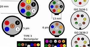 Wiring Schematic For Trailer Plug