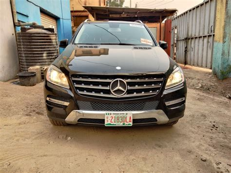 Cape suv (brackenfell, western cape). Sale on hold Foreign Used 2012 Mercedes-benz Ml350 4ma 350 sale on hold - Autos - Nigeria