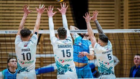 Jēkabpils 'Lūši' kļūst par Latvijas čempioniem volejbolā