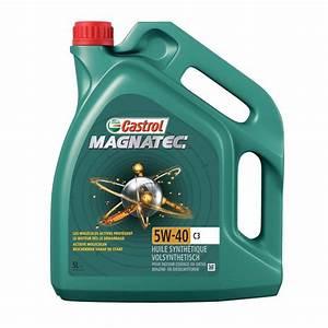 Huile De Moteur Diesel : huile moteur castrol magnatec 5w40 c3 essence et diesel 5 l ~ Melissatoandfro.com Idées de Décoration