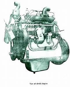 Engine Was Used In Australian Built International Tractors