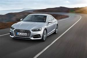 2018 Audi A5 Range Set To Feature Manual Transmission