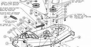 34 Troy Bilt Bronco Belt Diagram