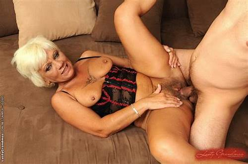 Lusty And Voluptuous Black Hair Milf Banged #Sexy #Granny #Fucking #And #Gets #Facial #By #Young #Guy