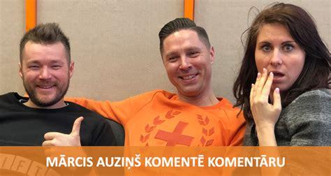 Komentē Komentāru - Mārcis Auziņš | Radio SWH