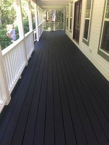 Blank Human Deck Staining Solid Stain Before After Gordon Painting