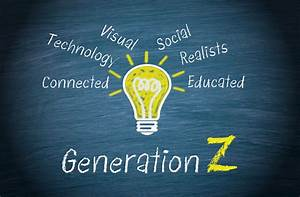 5 Ways Generation Z Thinks & Buys Differently - Bizness Apps