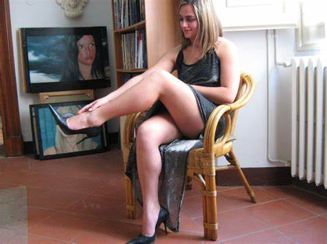 Leggy Silky Thong Cool Stocking Galaxy