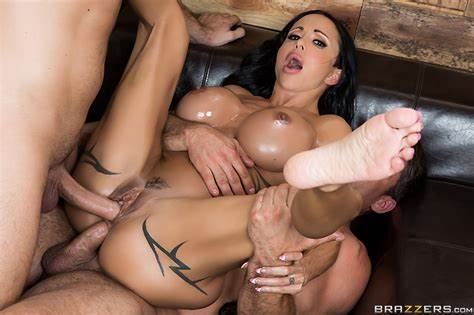Muscle Girls Penetrated With Jizz