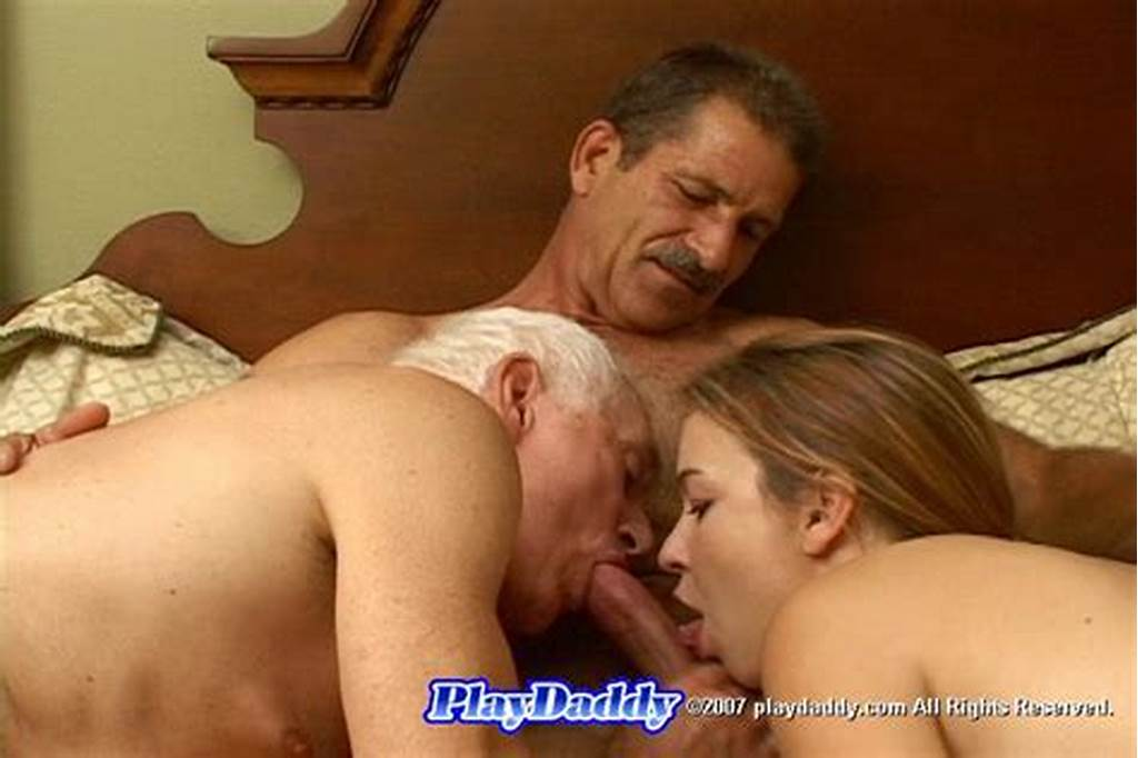 #Two #Older #Bi #Guys #Enjoying #Hardcore #Threeso