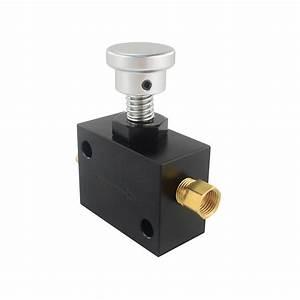 1pc Car Truck Hydraulic Manual Brake Park Lock Pressure