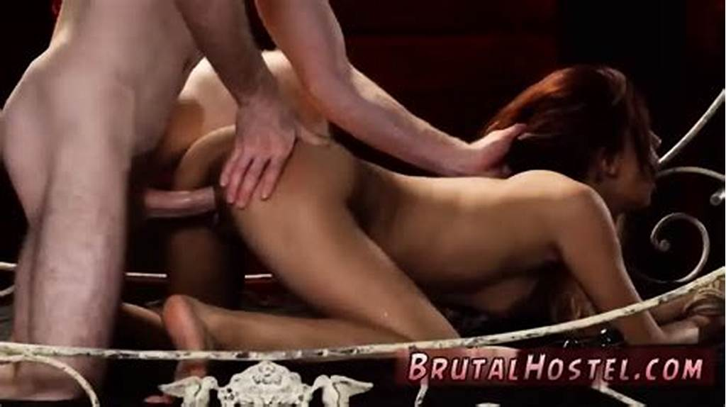 #Young #Teen #Rough #Throat #Fuck #And #High #Heels #Bondage #First