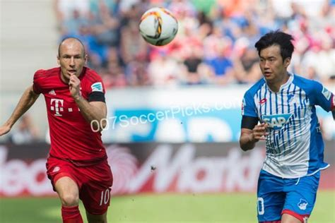 Bayern munich had 3 of the 3 previous games ended over 2.5 goals. Bayern Munich vs. Hoffenheim - PREDICTION & PREVIEW ...