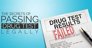 8 Good Ways On How To Pass Tests For Steroid Users
