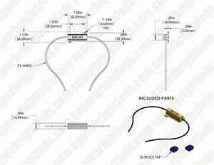 Led Light Load Resistor Kit