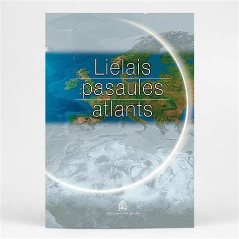 Atlases - Lielais pasaules atlants