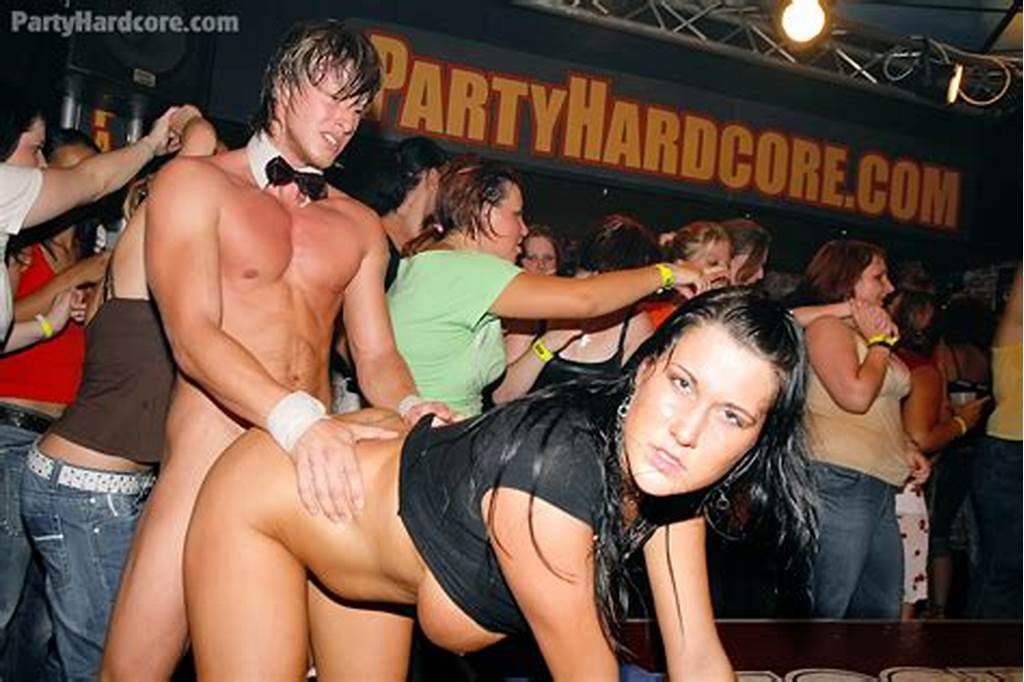 #Horny #As #Hell #Party #Slut #Gets #Fucked #Doggy #Style #By