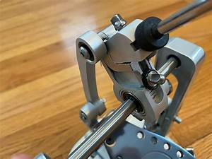 Used Dw Machined Direct Drive Single Bass Drum Pedal