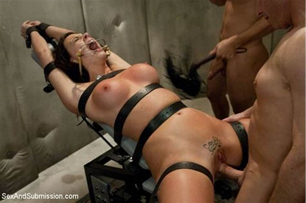 #Chanel #Preston #In #Double #Penetration #Threesome