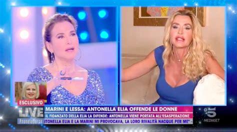 With barbara d'urso, giovanni ciacci, vladimir luxuria, eva henger. Live - Non è la D'Urso, Valeria Marini chiarisce le ...