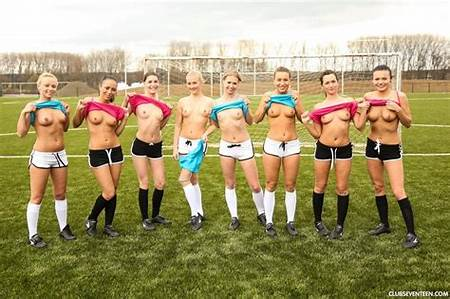 Nude Soccer Teens