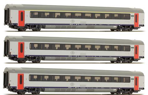 Art modeling cherish 2017 molly model LS Models Set of 3 passenger cars type I11 - EuroTrainHobby
