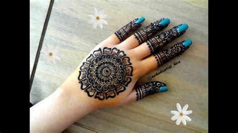 Baca selengkapnya gambar henna bagus simple. Easy Simple Henna Patterns - gambar henna tangan simple dan bagus