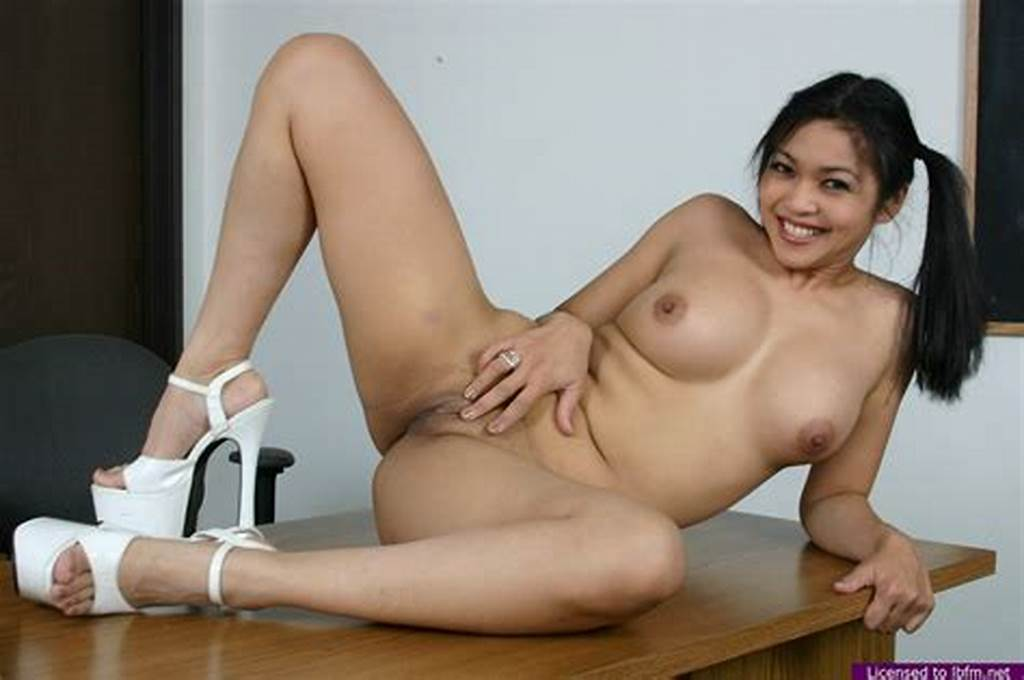 #Asian #Sweater #Girl #Mika #Tan #Strips #To #Her #Slutty #Platform