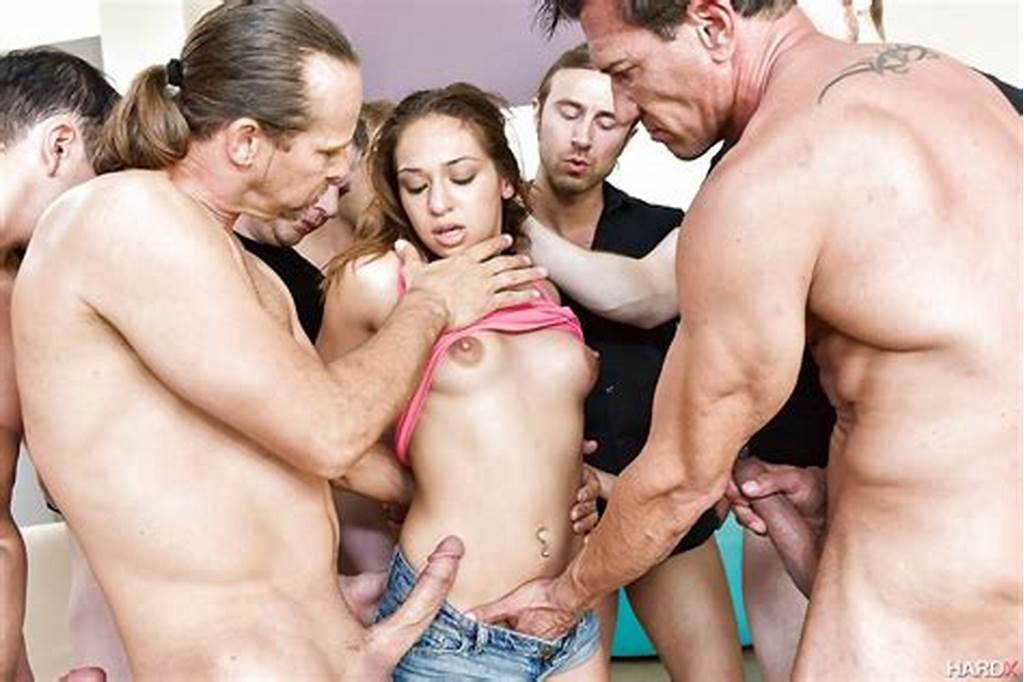#Wild #Gangbang #Sex #In #Crazy #Scenes #With #Latina #Porn #Star