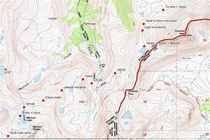 Yosemite High Route Guide