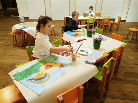 Radošā gleznošanas darbnīca bērniem